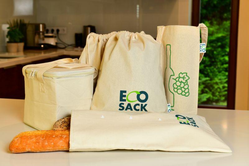 Öko-táskák és tasakok